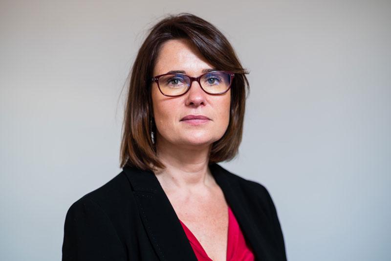 Carole Hazé, présidente du conseil d'administration