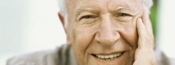 mutuelle senior portrait claude