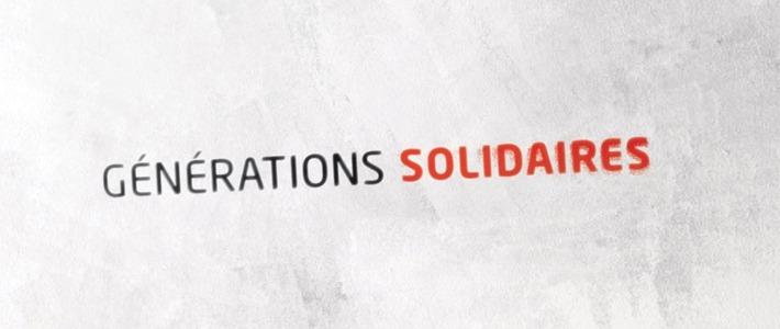 logo générations solidaires