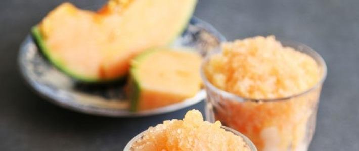 granité de melon recette