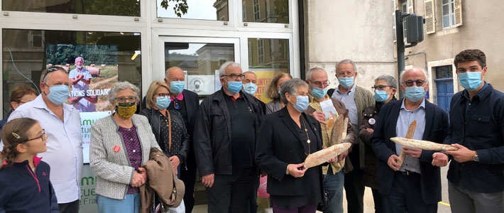 solimut action solidaire cahors secours populaire