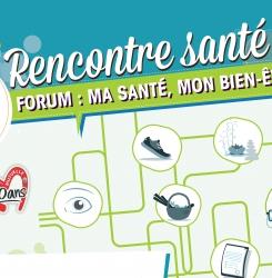 Forum bien-être Villeurbanne affiche