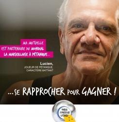 Solimut Mutuelle partenaire Mondial La Marseillaise à pétanque 2019