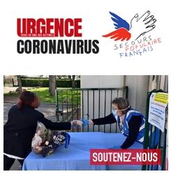 Appel aux dons du Secours populaire français