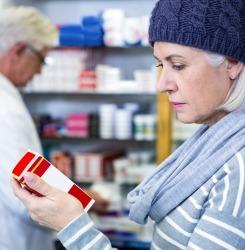 médicaments pharmacie senior