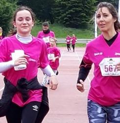 course pédestre femmes