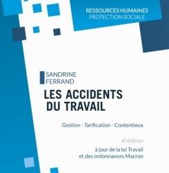 livre les accidents du travail