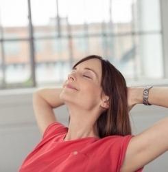 détente, stress, se relaxer au bureau