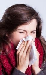 rhume grippe éternuer se moucher